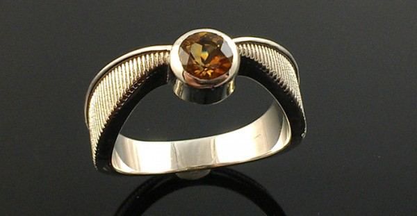 golden snitch ring for geeks