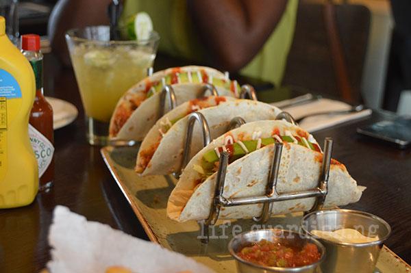 Taste of Mexico - Vegetarian Tacos