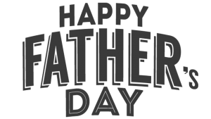 Dad, happy Father's day