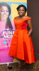 IROKO World Celebrates Funke Akindele As Ambassador