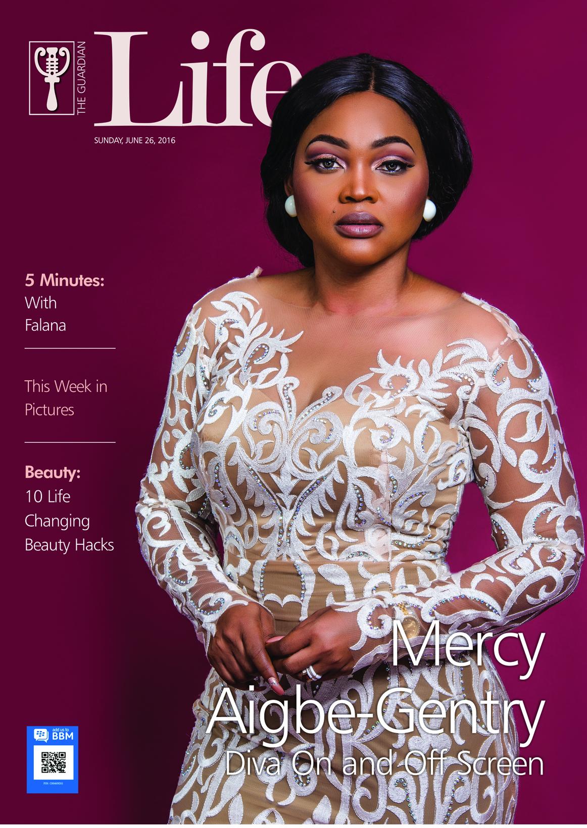 Mercy Aigbe Gentry GL