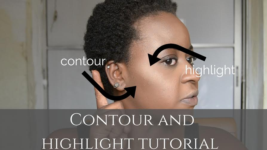 How To Highlight And Contour - Tutorial