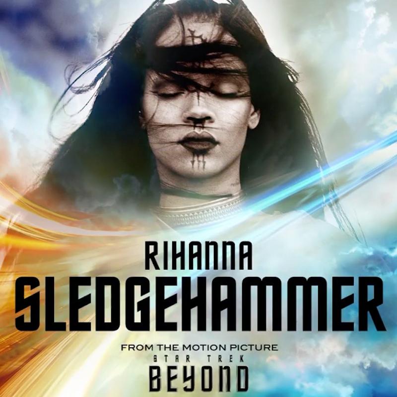 Rihanna Sings For Upcoming Star Trek Movie