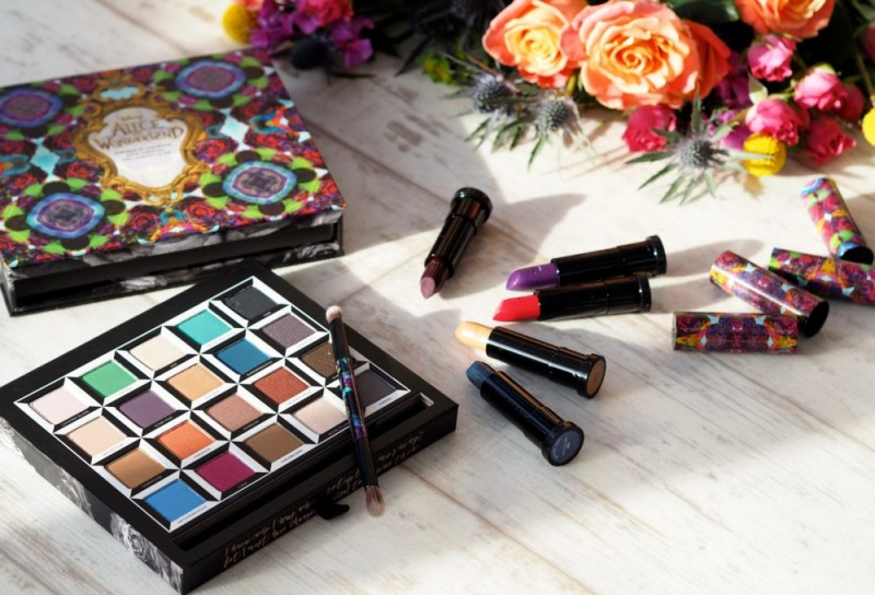 Urban Decay x Alice Through The Looking Glass Collection