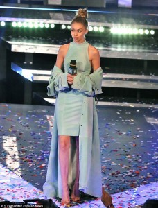 6 Ways Gigi Slayed At IHeartRadio Video Awards