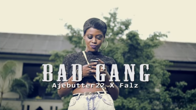WATCH: Ajebutter22 ft. Falz – Bad Gang
