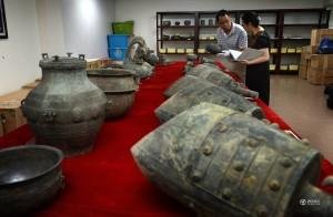 The Han Dynasty Graveyard Treasures!