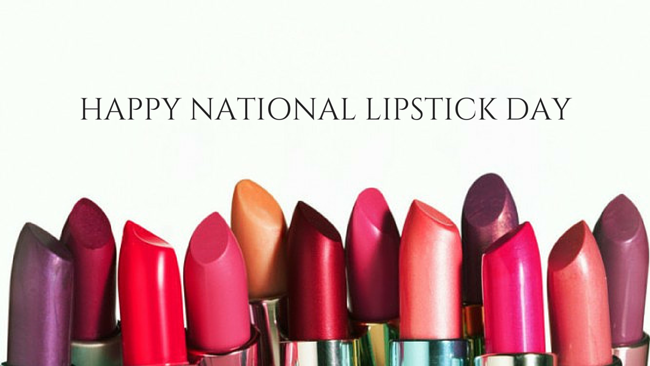 Beauty Vlogger Celebrates National Lipstick Day With This Video