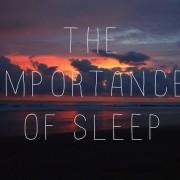 SLEEP 8 hours