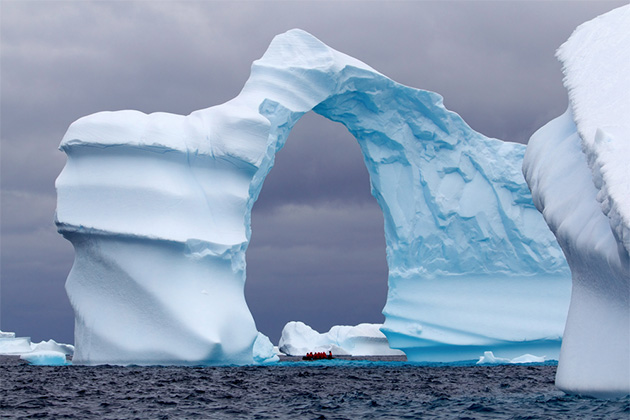 The Secret Of Antarctica