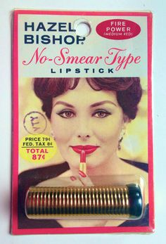 no smear lipstick
