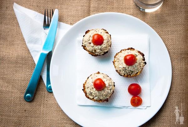 plantain cupcakes
