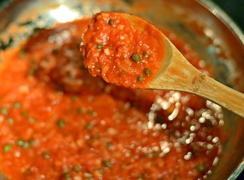 Tomato Butter Pasta Sauce Recipe
