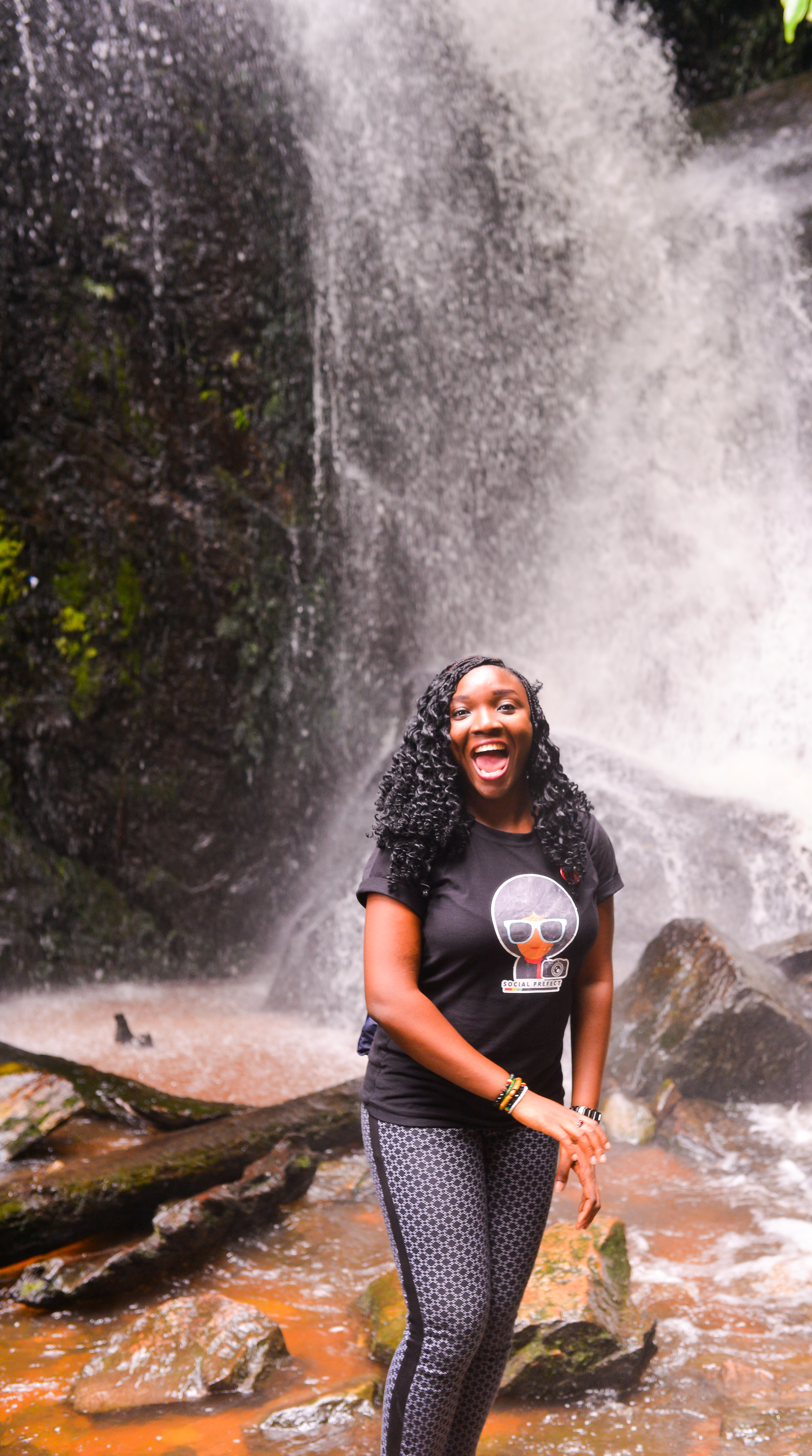 Erin Ijesha Waterfalls - Osun