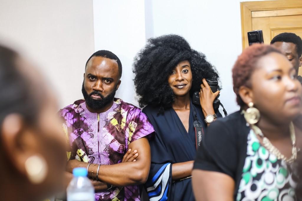 Noble Igwe and Nkem Okorafor