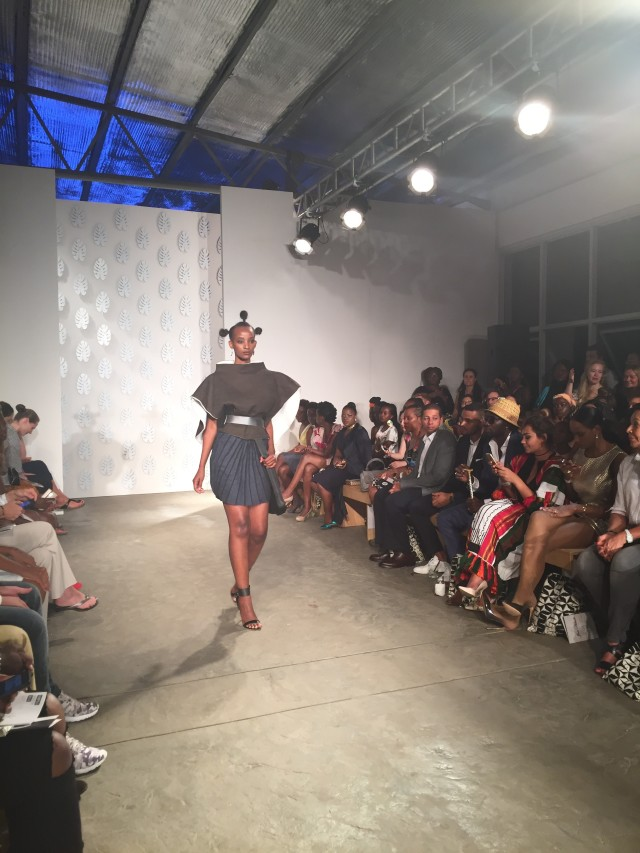 Kampala Fashion Week