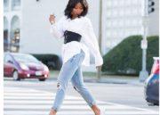 Fashion- Redefining The White Shirt