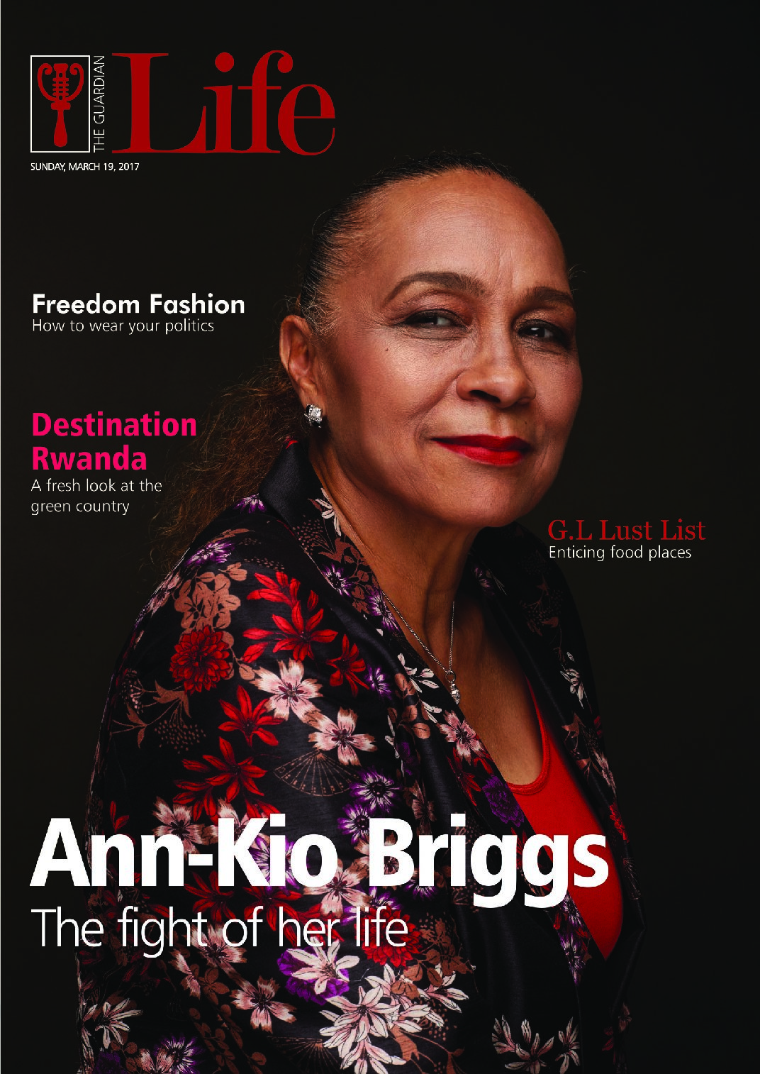 Ann-Kio Briggs- The fight of her life