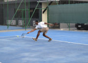 Get Active With Tennis!